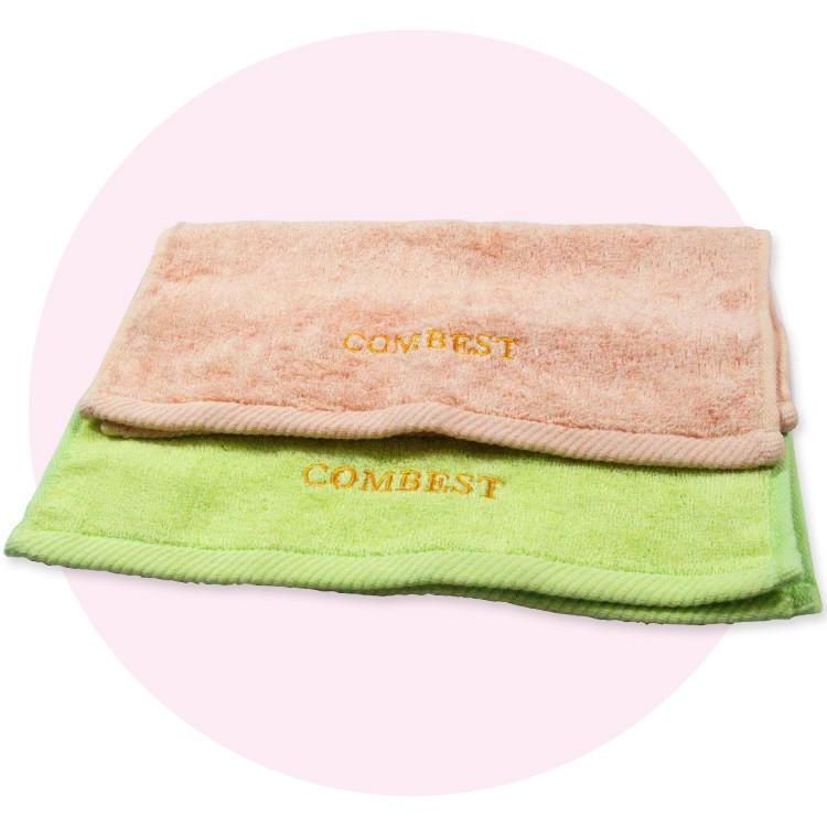 特瑪粒活膚巾/小方巾
