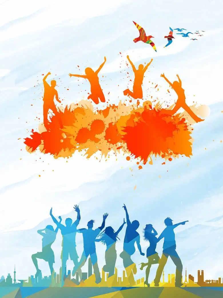 五四青年节 | 一起出发,梦想狂奔