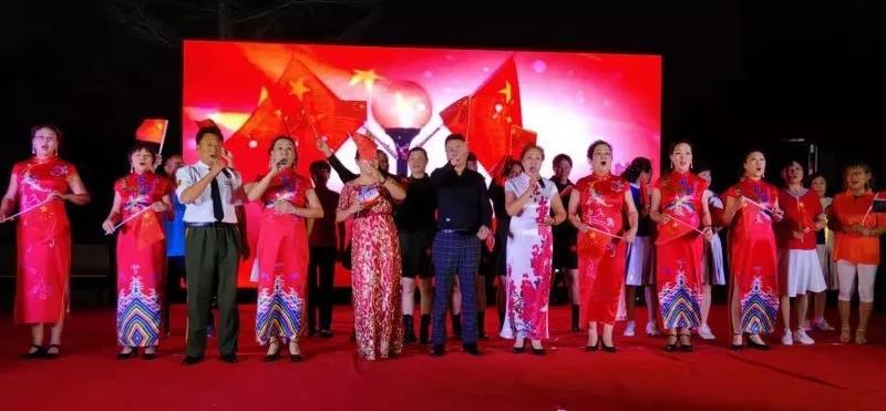 庆祝康佰品牌创立20周年-蓝湾康佰之夜-大型夏凉晚会圆满成功