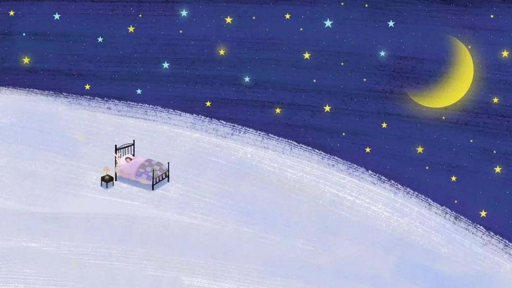 """为什么有人会""""认床""""?因为半边大脑在守夜呢!"""